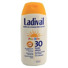 LADIVAL Děti OF30 MLE 200ml