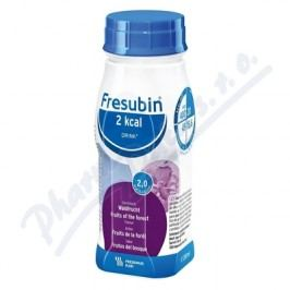 FRESUBIN 2 KCAL DRINK LESNÍ PLODY perorální SOL 4X200ML