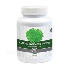 Imbio Moringa ayurveda energy tbl.100