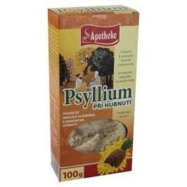 Apotheke Psyllium při hubnutí s ananasem 100g