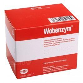 WOBENZYM enterosolventní tableta 200 II
