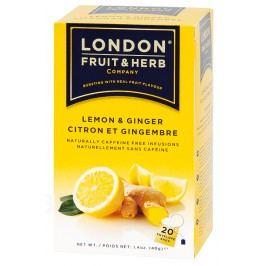 Čaj LFH Citrón se zázvorem 20x2g n.s.