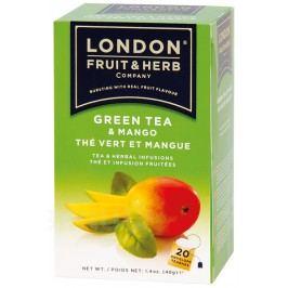čaj LFH zelený s mangem 20x2g n.s.