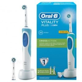 Oral-B El.kart. Vitality Cross Action +1x náhr.hl.