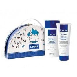 Linola dárkový kufřík (Lotion+Šampon) 2x200ml