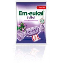 Em-Eukal Šalvějové dropsy s vit.C bez cukru 50g