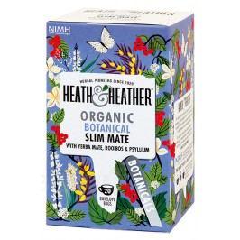 Čaj HH BIO Detoxikační Maté a Psyllium n.s. 20x2g