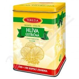 TEREZIA Hlíva ústřič.rak.ol.cps.100+100 Vánoce2017