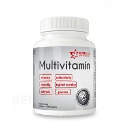 Nutricius Multivitamín - rakytník a guarana tbl.90