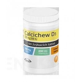 CALCICHEW D3 500MG/200IU žvýkací tableta 60 Bolest kostí