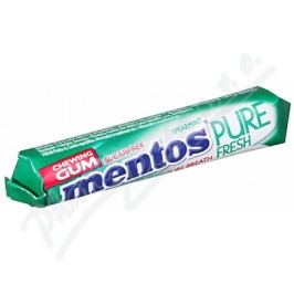 MENTOS GUM PF Spearmint roll 15.5g