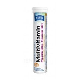 Multivitamín minerální látky 20ks šumivých tablet