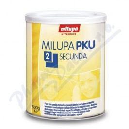 MILUPA PKU 2 SECUNDA 1X500 G perorální PLV 1X500G