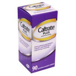 CALTRATE PLUS potahované tablety 90
