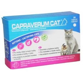 Capraverum Cat kittens-lactating tbl.30