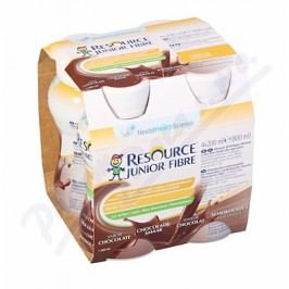RESOURCE JUNIOR FIBRE KAKAO perorální SOL 4X200ML