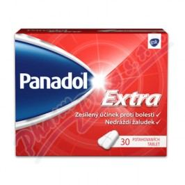 PANADOL EXTRA 500MG/65MG potahované tablety 30 I