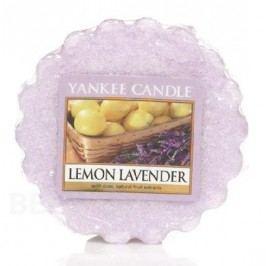 YANKEE CANDLE vonný vosk Lemon lavander 22g