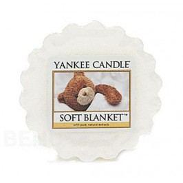 YANKEE CANDLE vonný vosk Soft blanket 22g