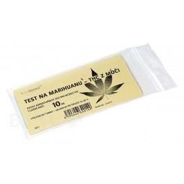 BMS Bohemian Test na marihuanu-THC z moči 10ks