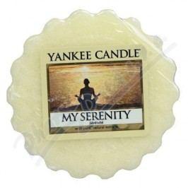 YANKEE CANDLE vonný vosk My serenity 22g