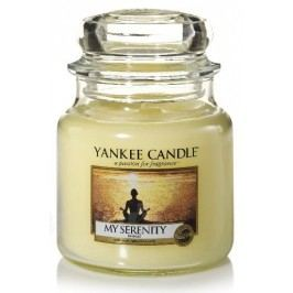 YANKEE CANDLE vonná svíce My serenity 411g