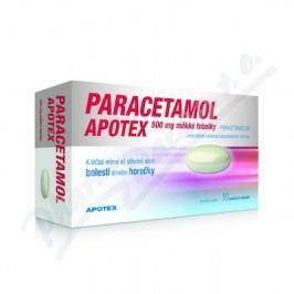 PARACETAMOL APOTEX 500MG měkké tobolky 10