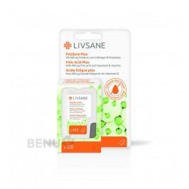 LIVSANE kyselina listová + B vitaminy 100 ks