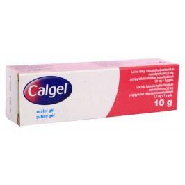 CALGEL 3,3MG/G+1MG/G orální podání GEL 1X10G