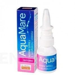 AquaMare nosní sprej isotonický 20ml(Dr.Müller)
