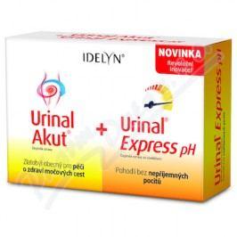 Walmark Idelyn Urinal Akut 10 + Urinal Express pH6