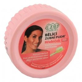 EVA Bělící zubní pudr hřebíček 30g
