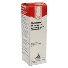 CLOTRIMAZOL AL SPRAY 1% 0,01G/ML kožní podání SPR SOL 1X30ML Léky na kožní plísně a vředy