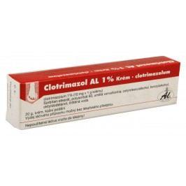CLOTRIMAZOL AL 1% 0,01G/G krém 20G