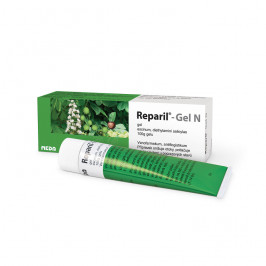 REPARIL - GEL N 10MG/G+50MG/G GEL 100G I