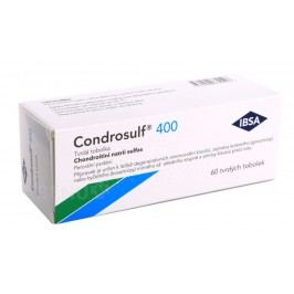 CONDROSULF 400MG tvrdé tobolky 60 Léky na bolesti kloubů