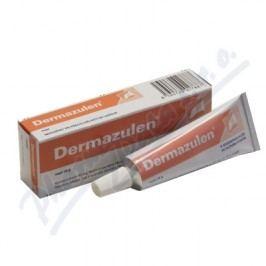 DERMAZULEN 2MG/G+1MG/G mast 30G Léky na popáleniny a opruzeniny