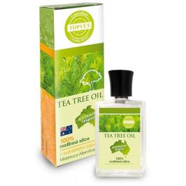 TOPVET Tea Tree Oil 100% 10ml