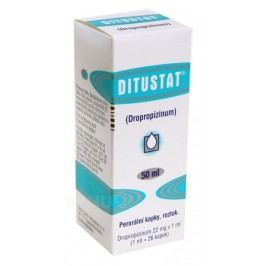 DITUSTAT 22MG/ML perorální GTT SOL 1X50ML