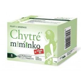 Chytré miminko methylfolát 1 tbl.60