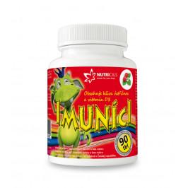 Imuníci - Hlíva ústřičná s vit. D pro děti tbl.90