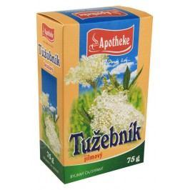 Apotheke Tužebník jilmový -nať sypaný čaj 75g Sypané čaje