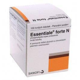 ESSENTIALE FORTE N 300MG tvrdé tobolky 100 Léky na játra a žlučník