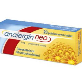 ANALERGIN NEO 5MG TBL FLM 20