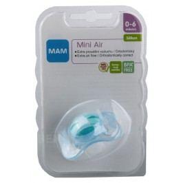 MAM Dudlík Air Mini 0-6 měsíců silikon 1ks