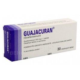 GUAJACURAN 200MG obalené tablety 30