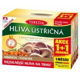 TEREZIA Hlíva ústřičná s rakyt.ol.cps.60 AKCE 1+1