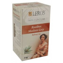 LEROS MILLENIUM Rooibos Madam Grey 20x2g