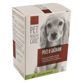 PET HEALTH CARE Péče o zažívání pro psy tbl.90 + dárek PET HEALTH CARE Péče o srdce a cévy pro psy tbl.90 zdarma