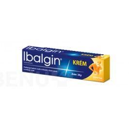 IBALGIN 50MG/G krém 50G
